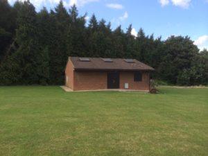 Forest Side pavilion