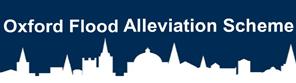 Oxford Flood Alleviation Scheme Logo